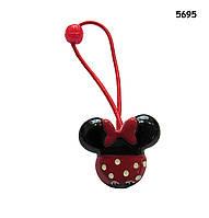 Резинка для волос Minnie Mouse для девочки, цена за 1 шт.
