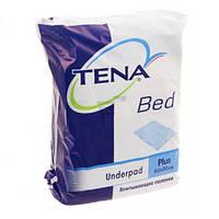 Одноразовые пеленки Tena, размер 60х60, 5 шт,