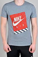 Футболка Nike 5988 серая
