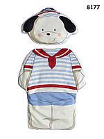 """Набор в кроватку """"Собачка-моряк"""" для мальчика"""