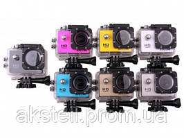 Action Camera W6+ Full HD