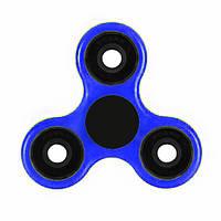 Спиннер металлический (антистрессовая игрушка) (Синий / Черный) 61047