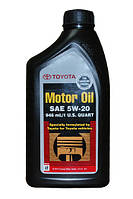 Mоторное масло TOYOTA 5W-20, фото 1
