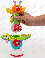 Игрушка на присоске «Цветочная Карусель»