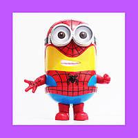 Танцующая игрушка Миньон Spider- Minion!Опт