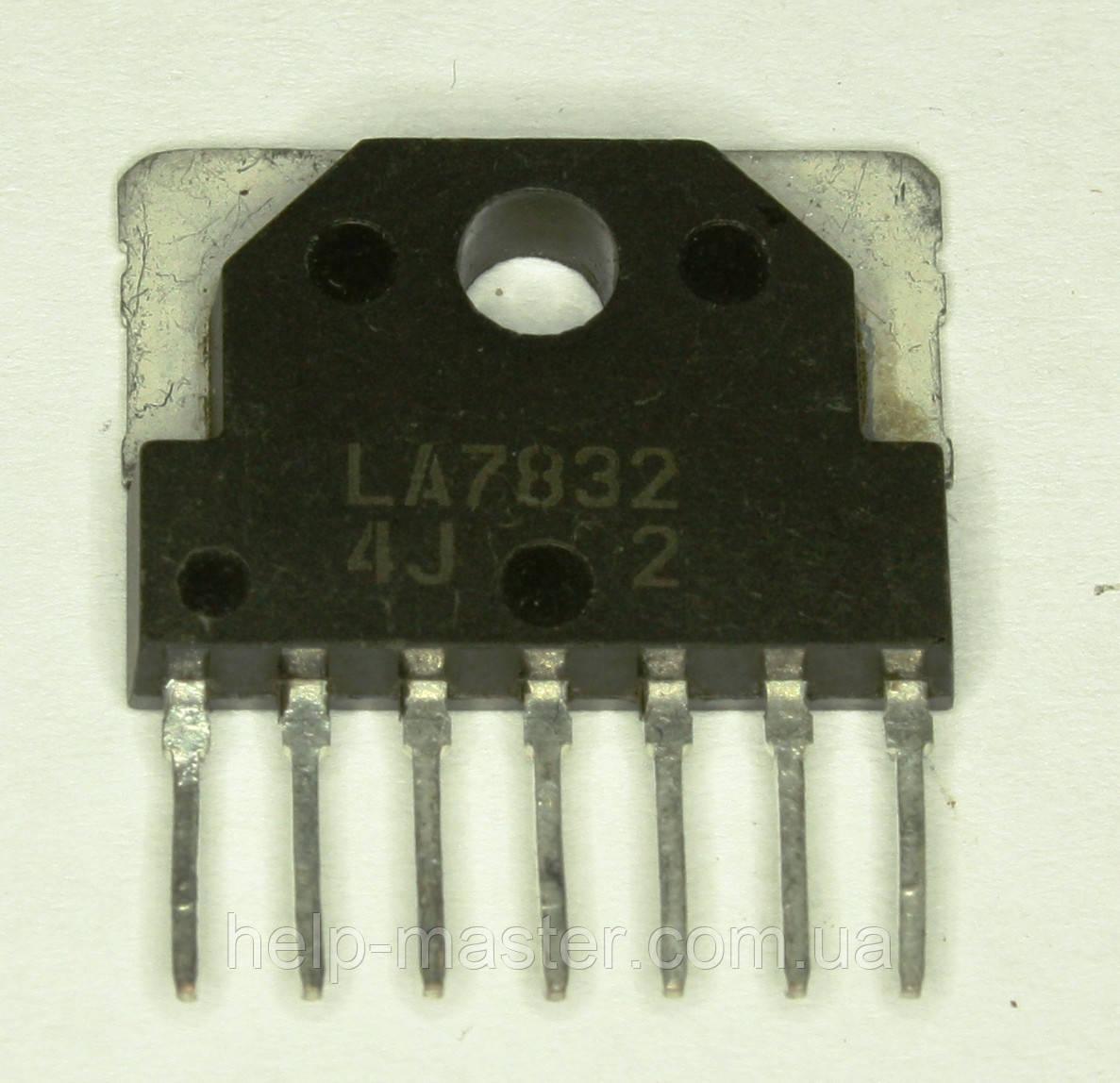 Мікросхема LA7832