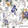 Ткань для штор Begonya 108