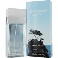 Женская туалетная вода Dolce&Gabbana LIGHT BLUE DREAMING IN PORTOFINO от Dolce&gabbana , 100 мл.