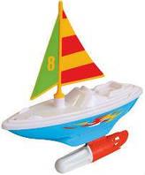Развивающая игрушка – ПАРУСНИК (для игры в ванной) от Kiddieland - preschool - под заказ - ОПТ
