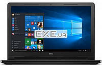 "Ноутбук Dell Inspiron 3552 15.6"" Celeron N3060 4GB 500GB DVD Intel HD Linux Black (I35C45DIL-60)"