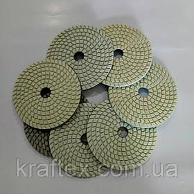 Алмазные гибкие круги 125 мм (черепашки)