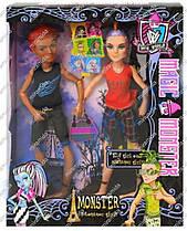 Кукла-мальчик Monster High