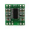 Радиоконструктор УНЧ 2х 3Вт на PAM8403 M301