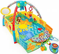 Гимнастический центр малыша Солнечная Африка Kids II (52157)