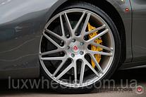 Ferrari 488 GTB на дисках Vossen VPS-314T