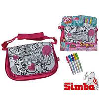 """Детская сумочка """"Разрисуй меня"""" Lady Simba 6379159"""