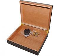 Хьюмидор для 12 сигар цвет Light Zebra Colton (09455)
