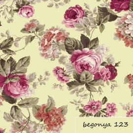 Ткань для штор Begonya 123