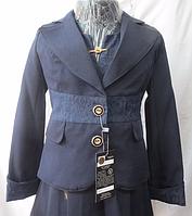 Пиджак школьный на девочку ( 122 - 140 )