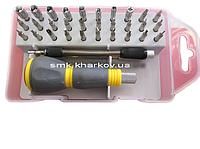 Набор отверток для мобильного телефона с трещоткой (JULEI)2990C
