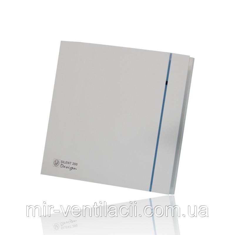 Вентилятор Silent 200 crz Design