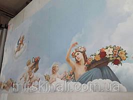 Фреска на потолок