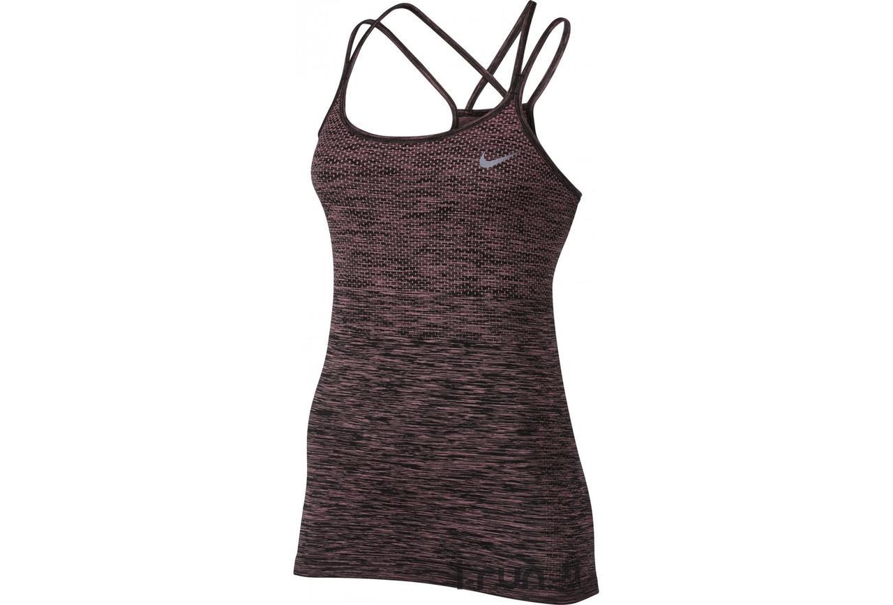 Женская майка NIKE df knit tank (Артикул: 831496-808)