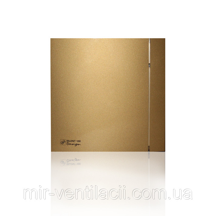 Вентилятор Silent 200 cz Design Champagne