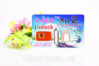 R-SIM Air 2 для разблокировки iPhone 4s/5/5C/5S iOS 7.1.X