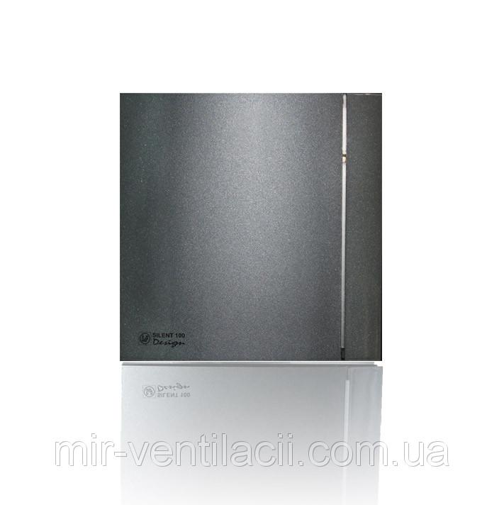 Вентилятор Silent 200 cz Design Grey