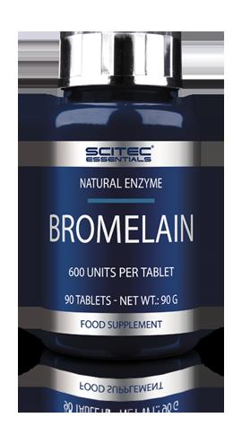 Bromelain Scitec Nutrition 90 tabs