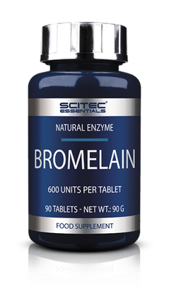 Bromelain Scitec Nutrition 90 tabs, фото 2