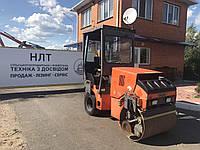 Дорожный каток Hamm HD 10K