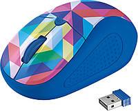Мышка TRUST Primo Wireless Mouse Geometry