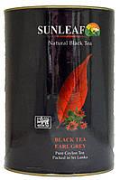 Чай черный SunLea с Бергамотом 75г.
