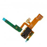 Шлейф (Flat cable) Sony C6502 L35h Xperia ZL C6503 с разъемом наушников, датчиком приближения