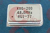 Генератор KXO-200 48,0 MHz Geyer DIP