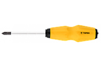 Topex Отвертка крестовая ударная PH2 x 150 мм