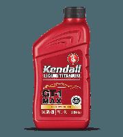 Моторное масло KENDALL 5W20 GT-1  Liquid Titanium для легкового автомобиля
