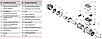 "Циркуляционные насосы ""SPRUT"" GPD 8-8-400 DN40 с ответными фланцами, фото 4"