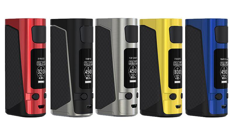 Joyetech eVic Primo Mini 80W - Батарейный блок для электронной сигарет