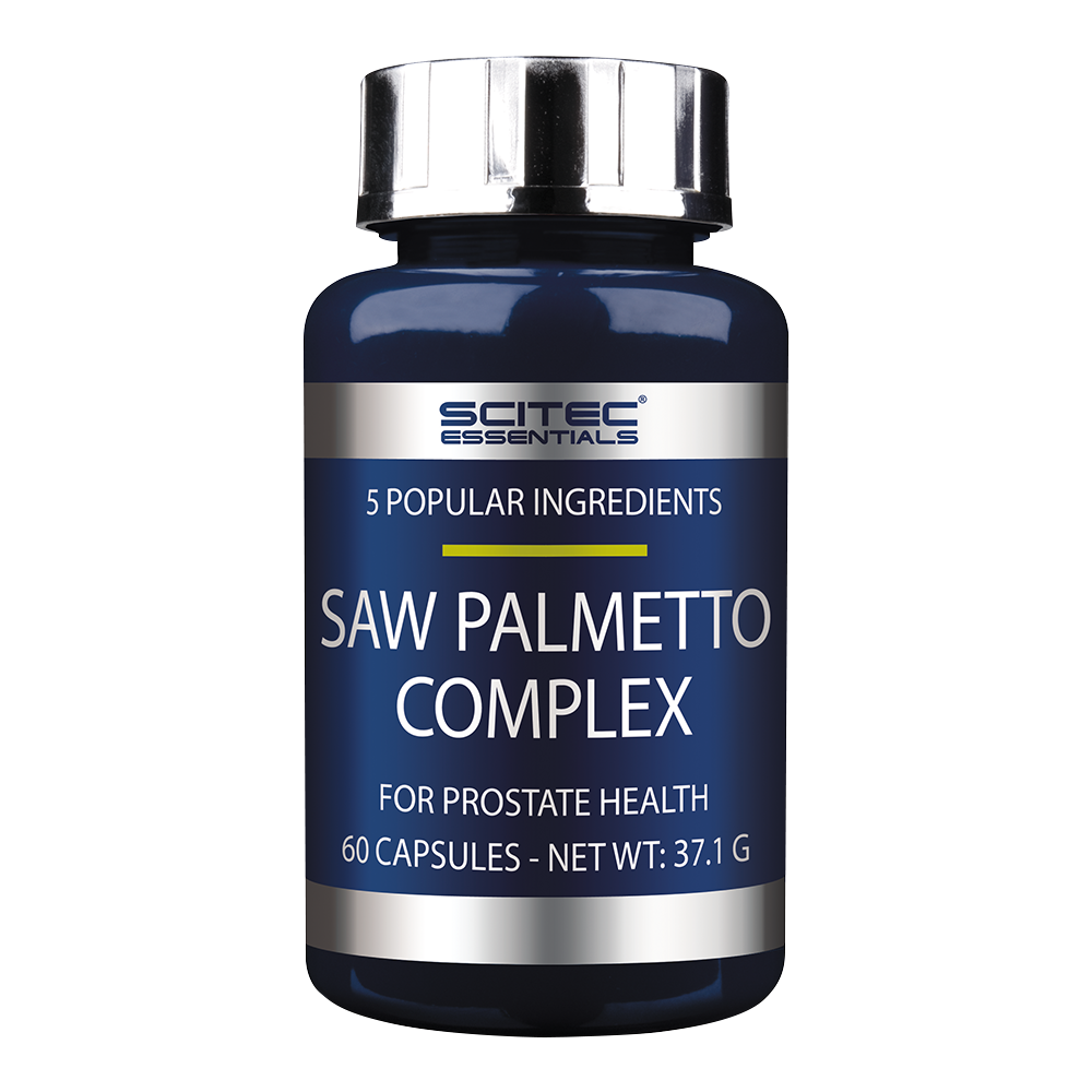 Saw Palmetto Complex Scitec Nutrition 60 caps