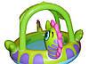 Детский надувной бассейн Intex 57110 Морской конек с навесом 188 х 147 х 104 см