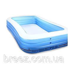 Детский надувной бассейн Intex 58484 прямоугольный 305 х 183 х 56 см, фото 3