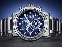 = CITIZEN Eco-Drive World Time A-T = AT9070-51L =