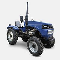 Мини-трактор дизельный DW 224T (22 л.с., 4х4, 3-цилиндровый диз. двиг.)