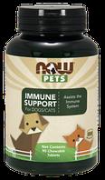 Комплекс витаминов для здоровья иммунной системы собак/кошек / PETS Immune Support for Dogs/Cats 90 tablets