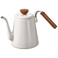 HARIO Bona чайник, эмалированный BDK-80-W