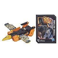 Трансформер Hasbro Дженерейшнс Войны Титанов Лэджендс Автобот Stripes (B7771-B5610)