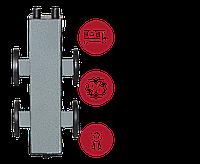 Гидрострелка с фланцевым подключением на 160 кВт